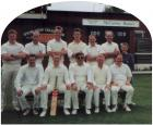 A Spring View cricket team from the early 1990's.