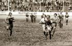League match Wigan v Bradford Odsal 30th March 1980