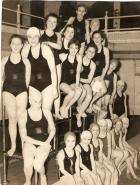 Wigan Swimming Club 1960