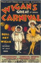 Advert - Wigan Carnival 1928