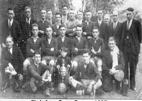 Stubshaw Cross Rovers 1935