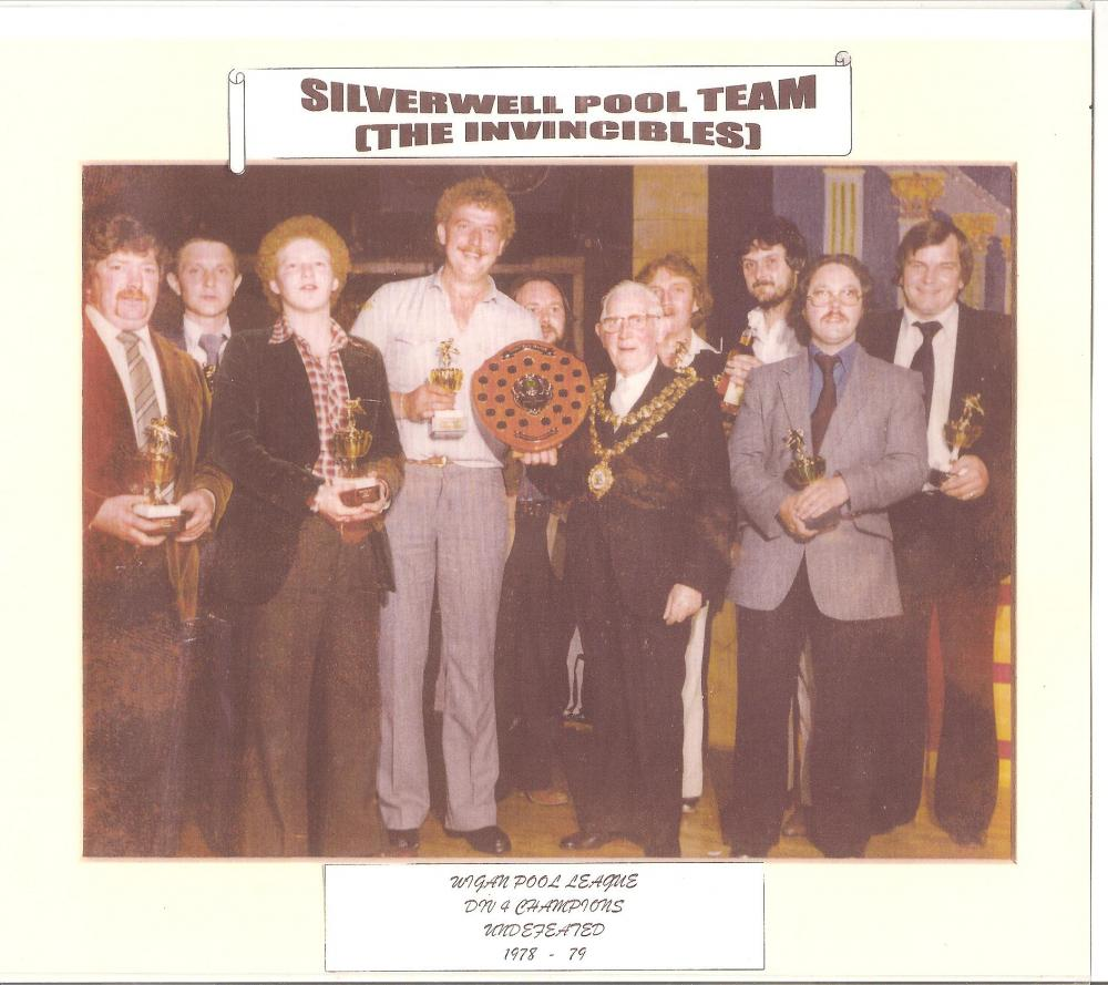 Silverwell- Invincibles.