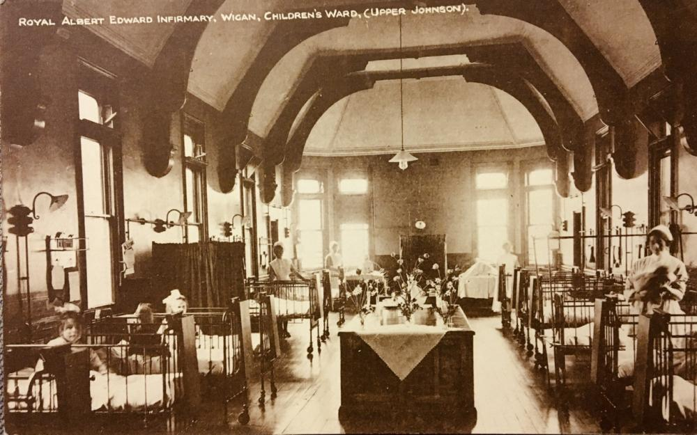 Wigan Infirmary Children's Ward