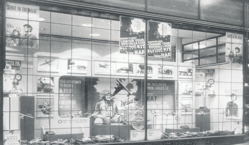 WW 2  Shop Window