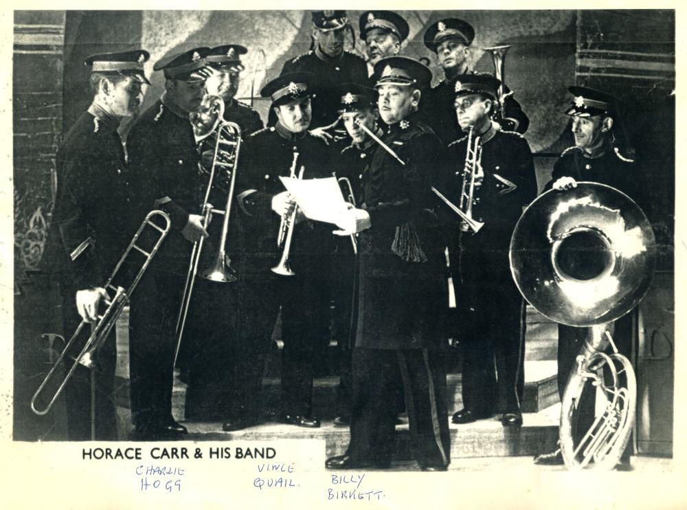 HORACE CARR & HIS BAND