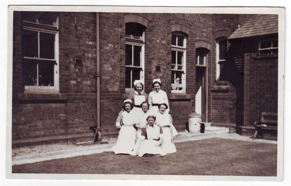 Billinge Hospital, Ward A nurses