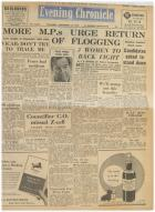 Wigan Evening Post 1952
