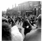 5th Wigan St Catharine's BB at St Catharine's Church walking day  early 1960s
