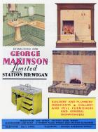 George makinson 1950's Advert