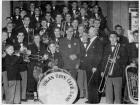 Wigan Boys Club Band London 1953