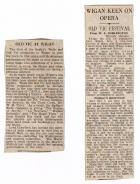 Newspaper articles September 1942