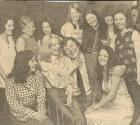 finalists in the 1973 Miss Queen of Industry and Commerce