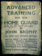 Cpl. R. Derbyshire's Home Guard Advanced Training Manual