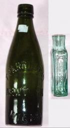 Old Wigan Firms - Bottles