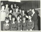 Winners of the Wigan District Literacy Competion April 1978