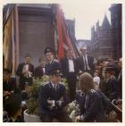 Wigan & District Band at a Walking Day in Wigan mid 60s?