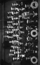 Wigan Sea Cadets, T.S. Lady Crawford, early 1950s.