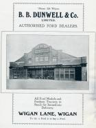 1920's advert B.B. Dunwell & Co.