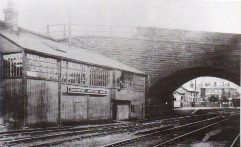 Southport Junction (Plus View of Original Wallgate Station)