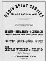 The Central Wireless & Relay Co.
