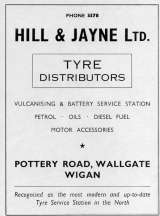 Hill & Jayne Ltd.