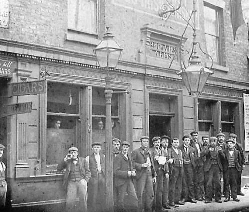 Pubs Of The Past Wigan Pubs In The 1800s Wiganworld