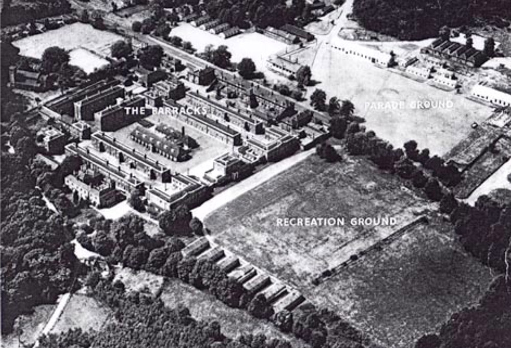 Warley Barracks