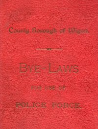 County Borough of Wigan Bye-Laws. 1899.