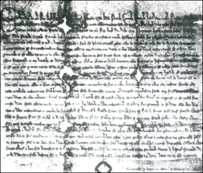 The Ancient Charter of the Borough - image