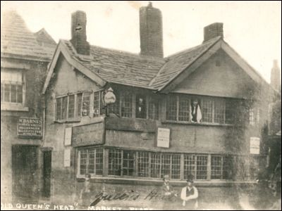 The Old Inns of Wigan