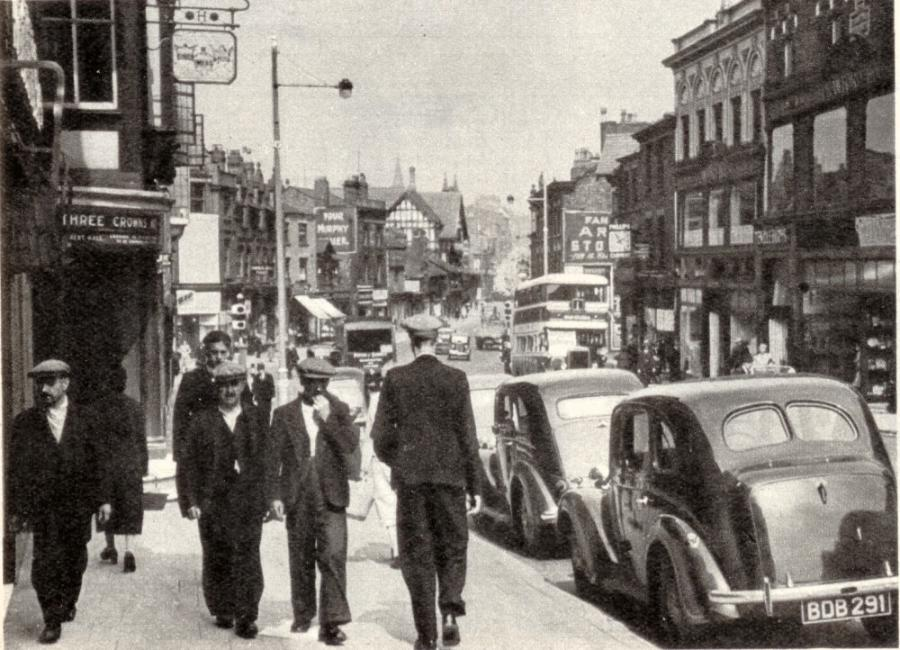 Picture Post, 1939 (Wigan)