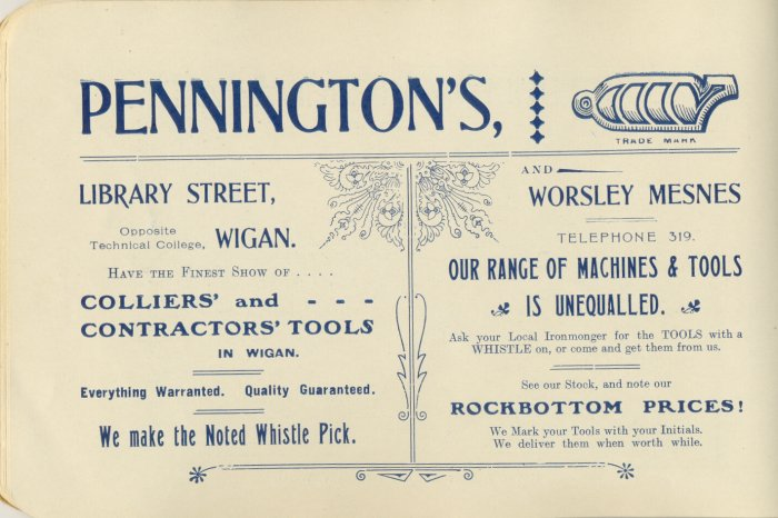 Wigan Views, 1908.