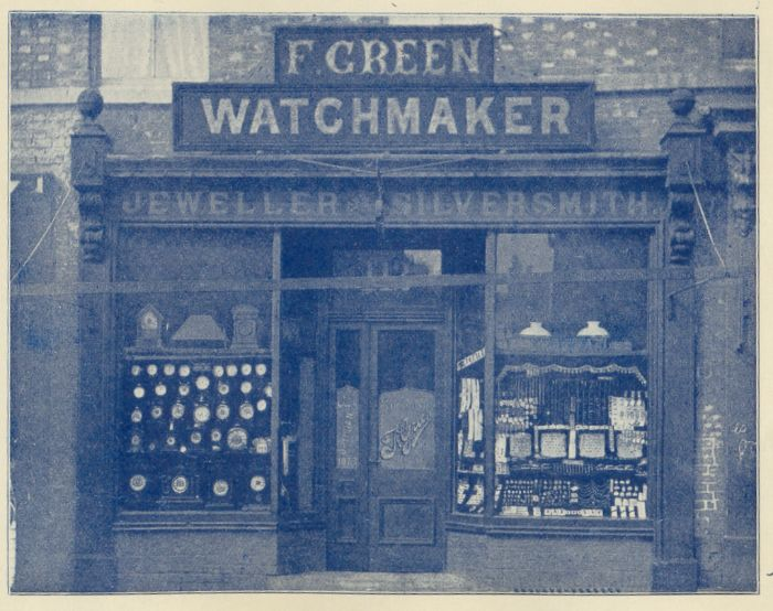Fred Green, Watchmaker