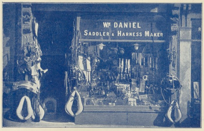 William Daniel, Saddler and Harness Mfrs., Wigan