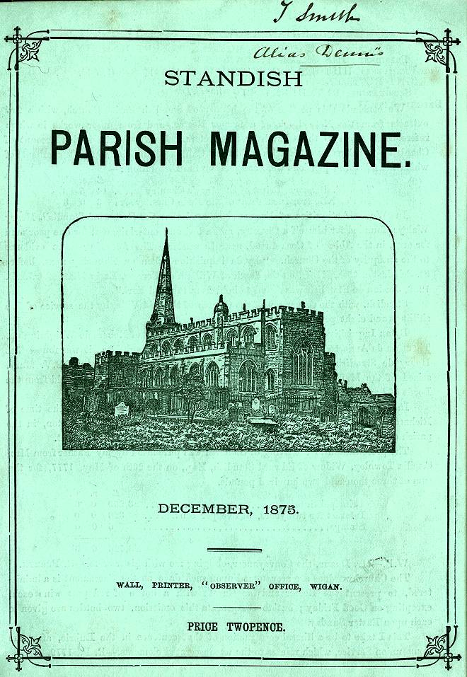 Parish Magazines of Standish