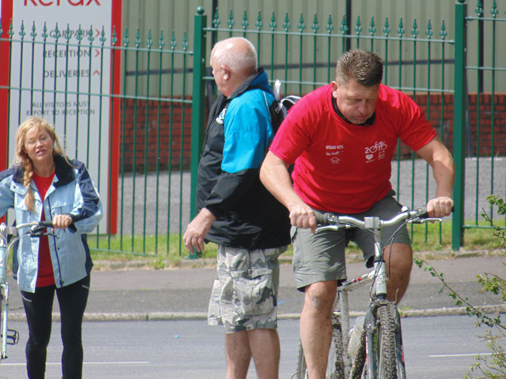 Charity Bike Ride, 2nd July, 2016