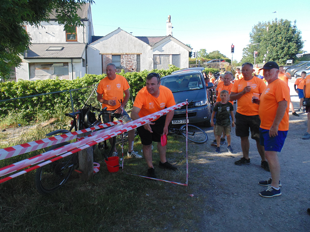 Charity Bike Ride, 6th July, 2019