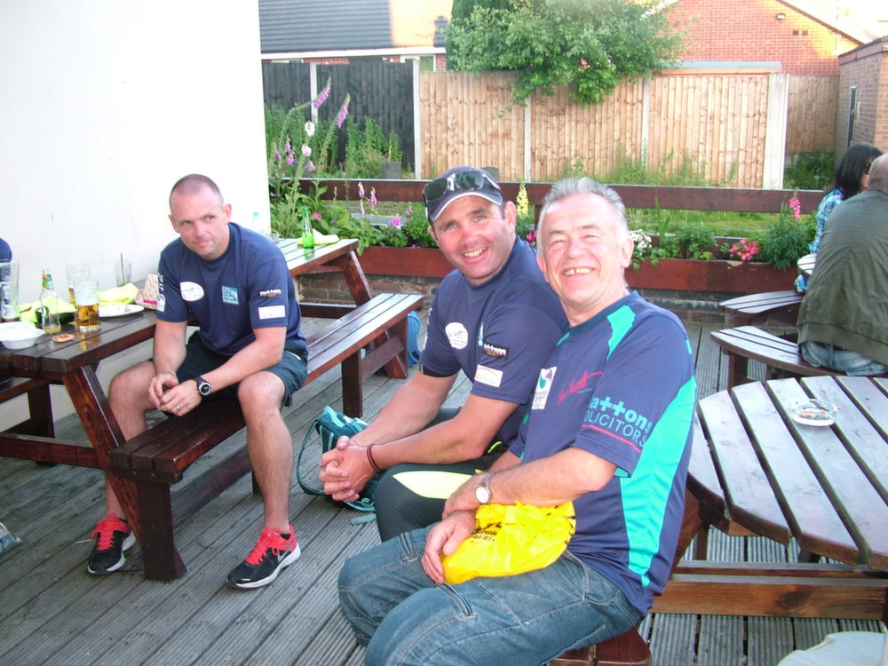 Charity Bike Ride, 5th July, 2014