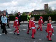 St. George's Day Parade