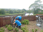 Bike repairs in Appley Bridge