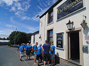 The Spinners Arms at Cowling