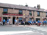 The White Bear, Adlington