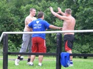 Wrestling at the top lock