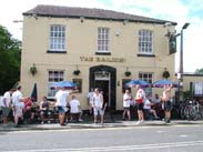 Pub 4, The Railway at Parbold