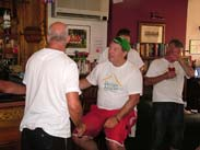 Sing along at The Railway, Parbold