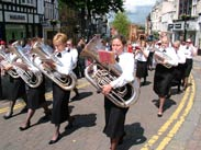 Trinity Girls Brass Band