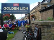 The Golden Lion, Higher Wheelton