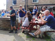 At the White Bear in Adlington