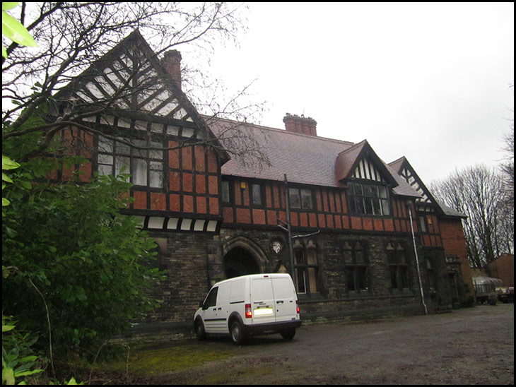 Wigan Hall