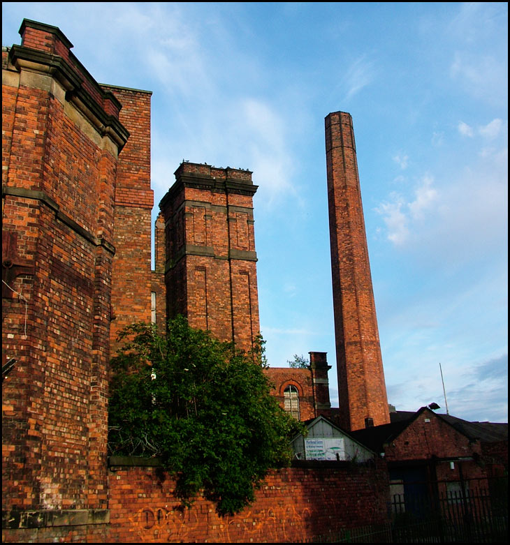 Eckersley Mill